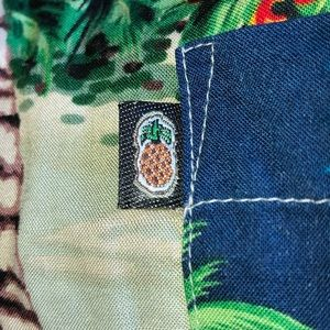 PINEAPPLE CONNECTION Shirts - PINEAPPLE CONNECTION - Hawaiian Shirt - Palm Trees
